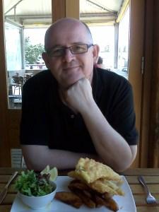 Lunch at Flying Fish at Port Elliott