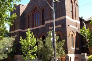 St Peters Catholic Church, Devonshire Street, Surry Hills,
