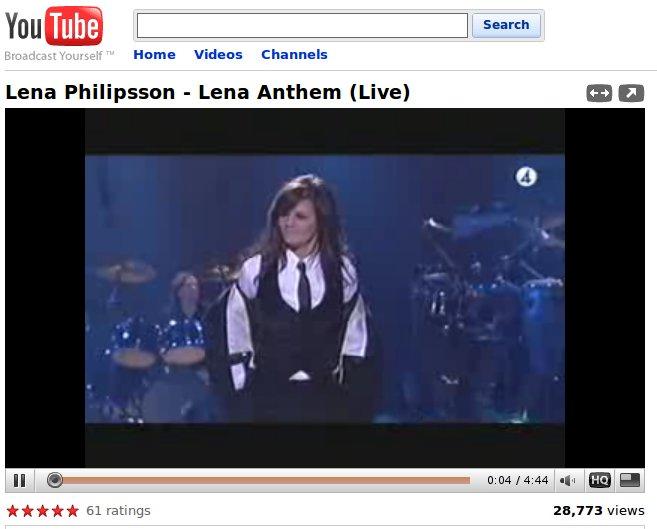 Lena Phillipsson