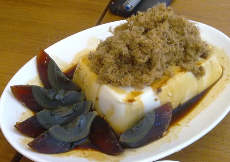 Tofu at Din Tai Fung