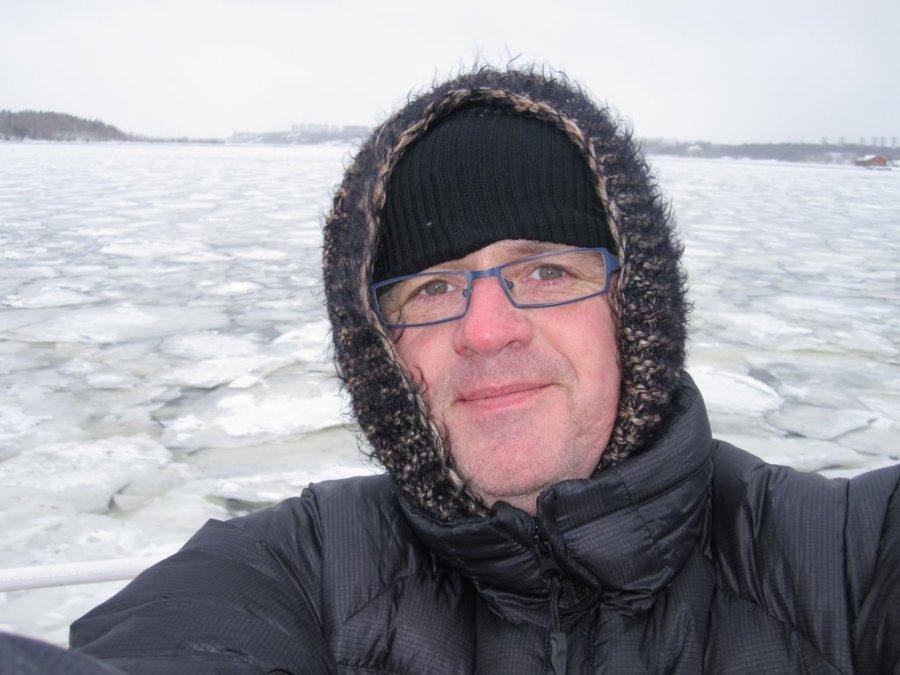 Stockholm winter ice tour