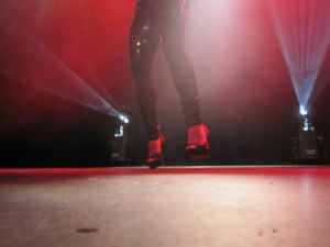 The feet of Nanne Gronvall