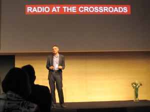 Tim Davie from BBC talks about radio at the crossroads