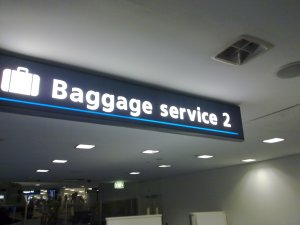 Baggage Service at Sydney Airport