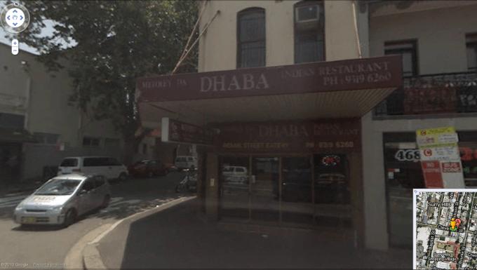 Dhaba on Cleveland Street