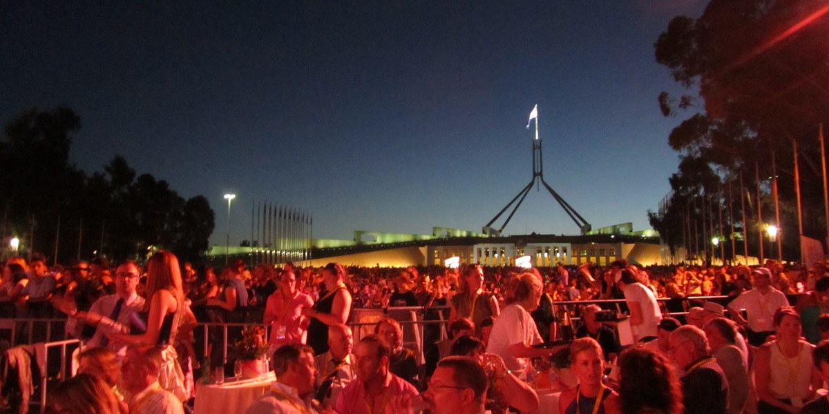 Australian Of The Year and Australia Day Concert
