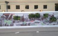 The Berlin Wall in Sydney