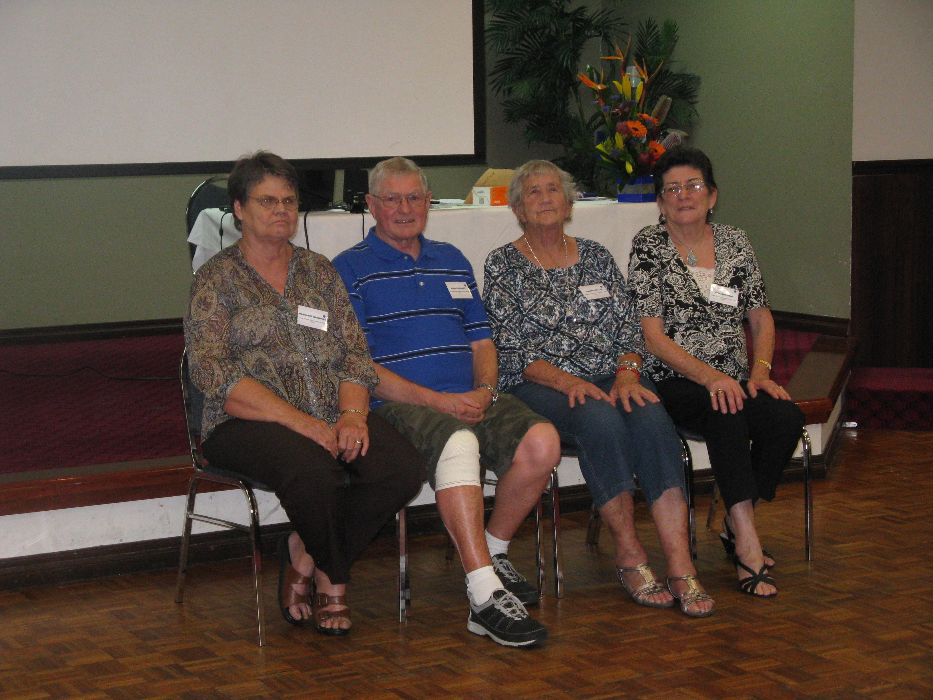 2011 Love Family Reunion at Rockhampton