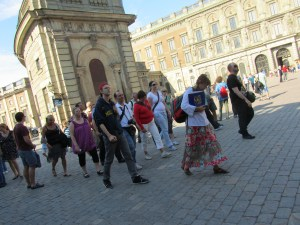 ABBA Walking Tour in Stockholm