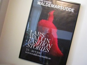 Lars Wallin at Waldemarsudde