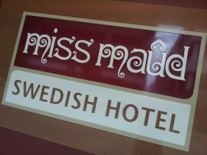 Miss Maud Swedish Hotel in Perth, Western Australia