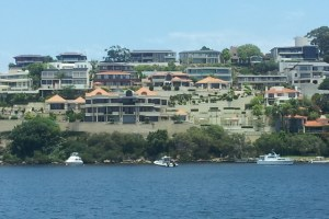 House worth $56-million, apparently, on the Swan River in Perth