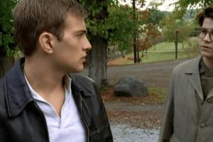 Erik och Pierre på Ondskan