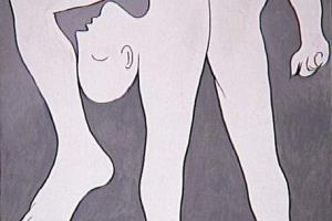 Picasso's Acrobat