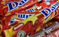Daim and Marabou previously spotted at Duffy's in May 2012