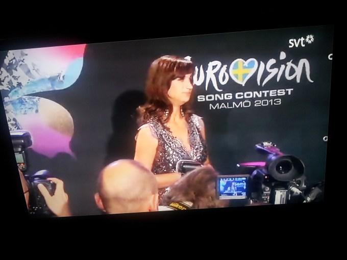Petra Mede to host Eurovision 2013