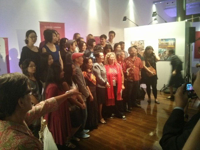Crossing Boundaries – Chinese New Year Exhibition in Sydney