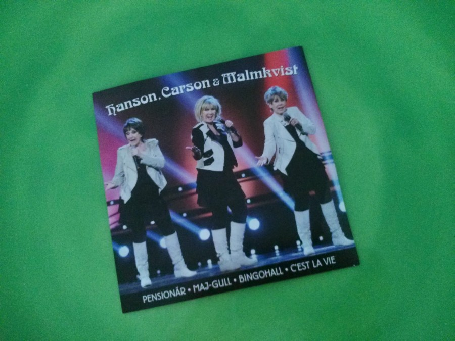 Hanson, Carson, Malmkvist