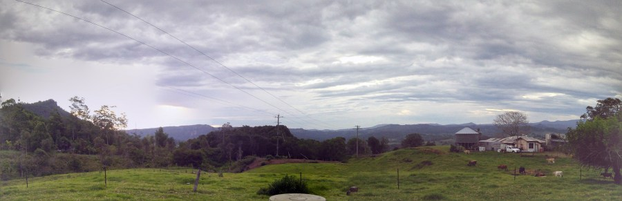 Nimbin Valley Panorama