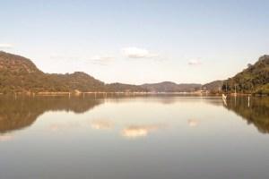 Hawkesbury River, north of Sydney, Australia