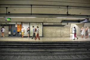 Colloseum Metro, Rome