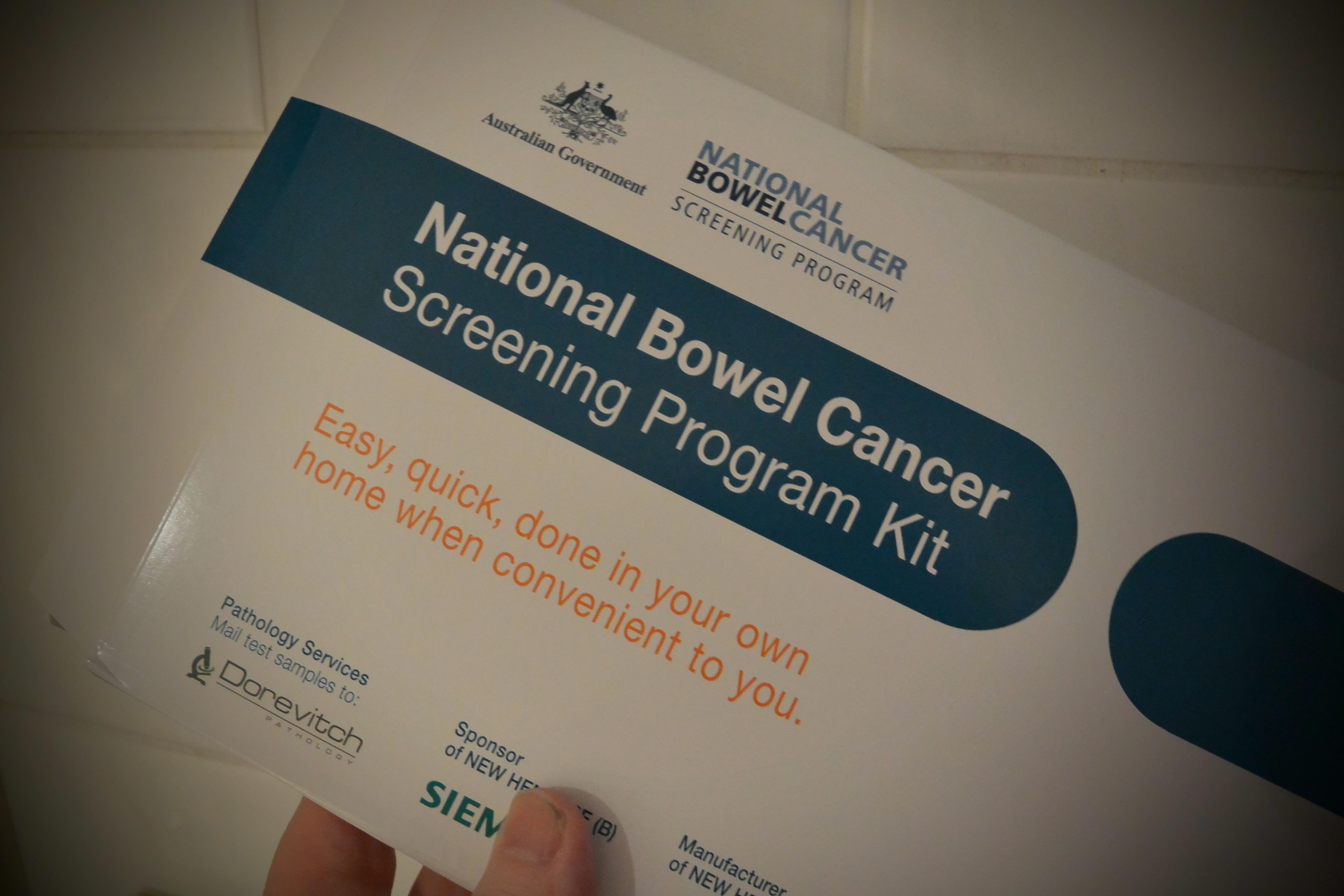Bowel Cancer Testing Program