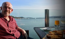 Lovely day overlooking the water at Gosford, NSW