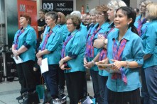 Sing out Sydney at ABC