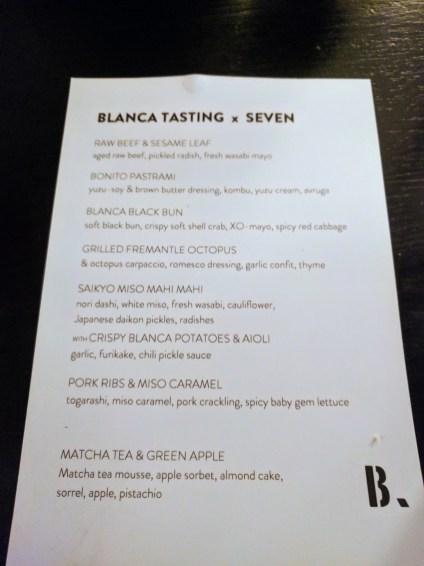 Blanca Bar & Dining