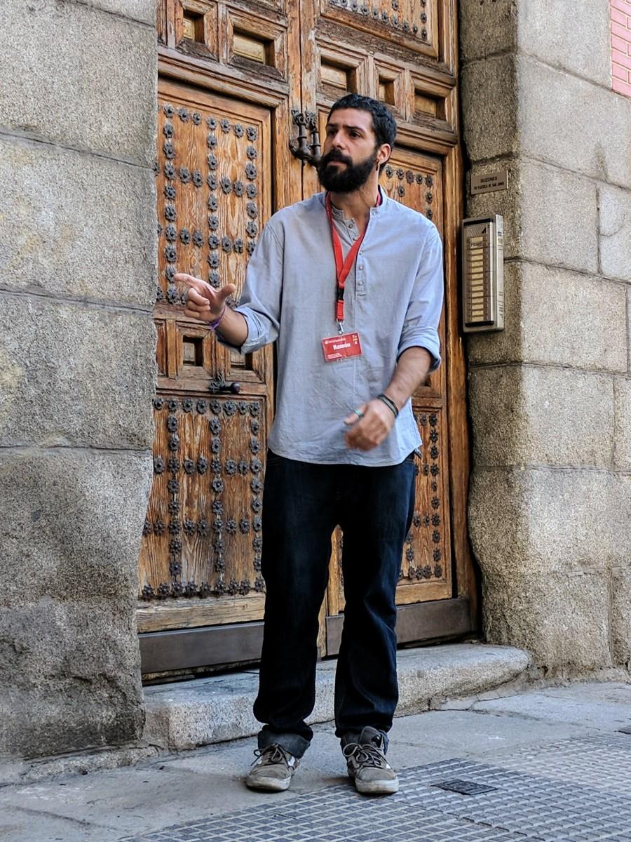 Ramon The Tour Guide