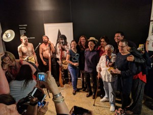 Reunion at Boomalli Aboriginal Artists Co-operative