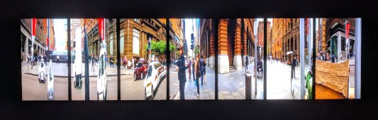 MONA - Martin Place Video Work