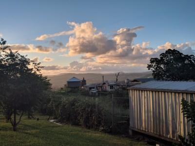 Nimbin Valley view