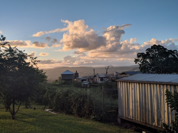Nimbin Valley view