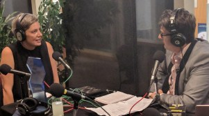 Australian Of The Year, Michelle speaks with Dan from ABC Radio