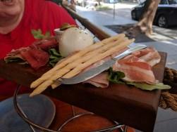 Via Napoli Lunch