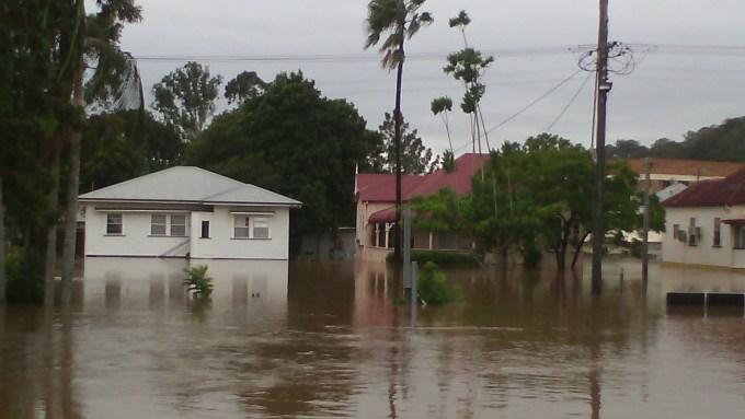Lismore Flood 1