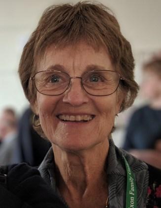 Joye Rixon Walsh, reunion organiser extraordinaire.