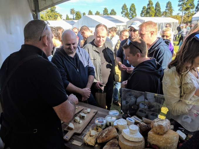 Cheese festival in Sydney