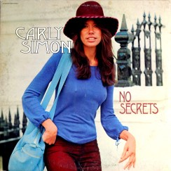 carly simon no secrets
