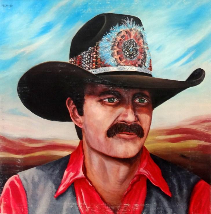 Gay cowboy or gayest cowboy? Discuss.