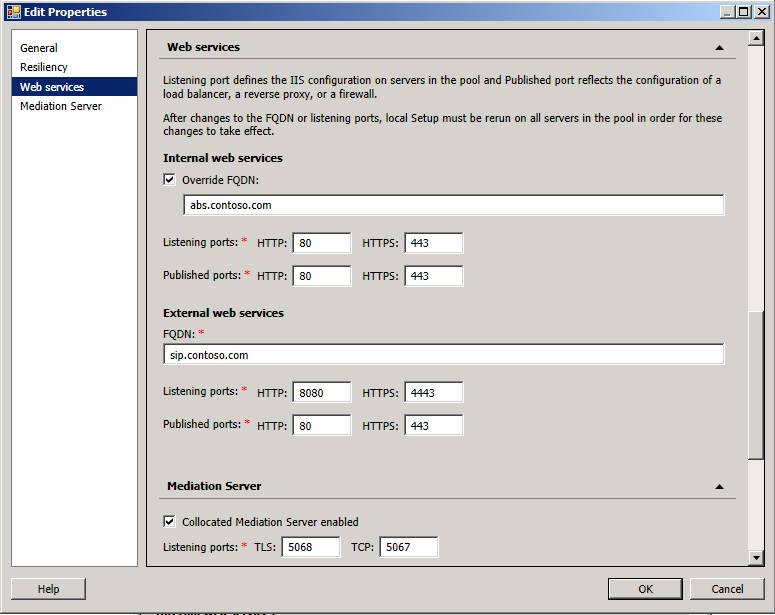 Lync Server Control Panel - Navigation to the webpage was canceled (4/6)