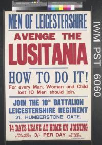 Lusitania poster 6