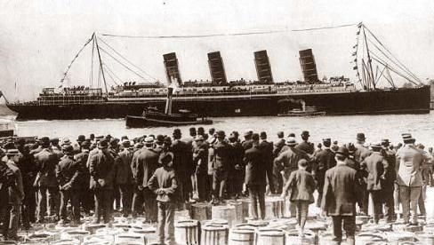 The Mighty Lusitania