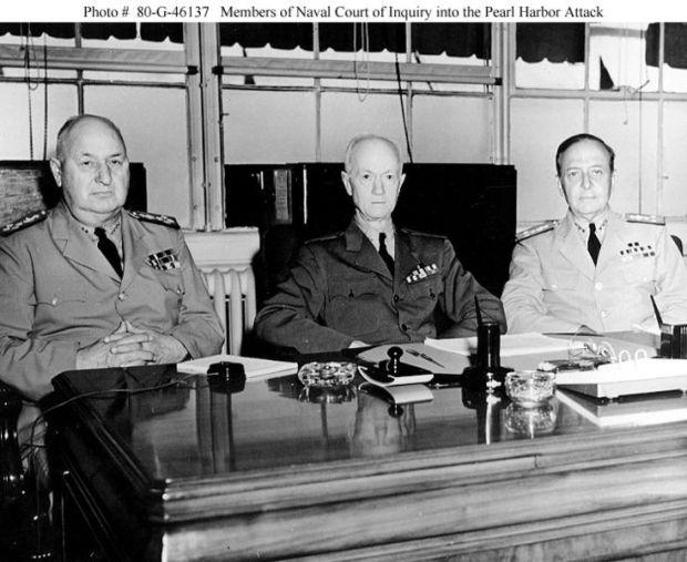 Naval Court of Inquiry