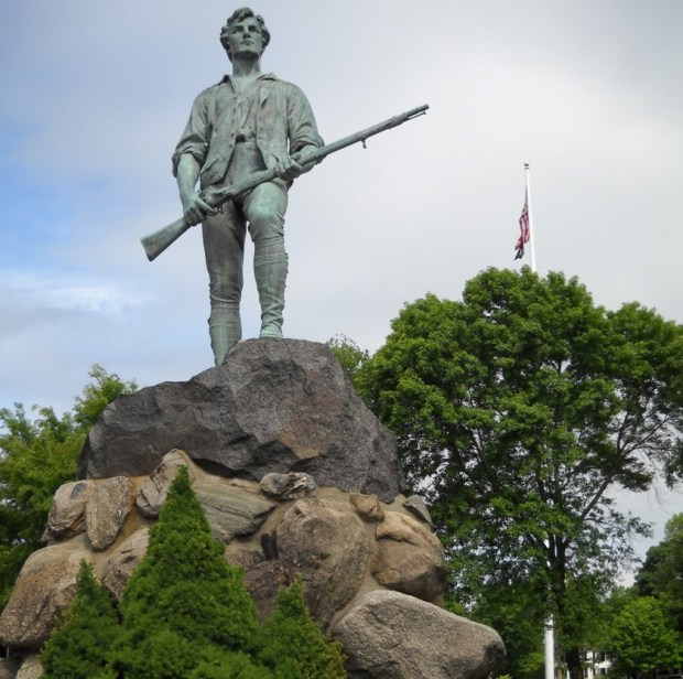 Lexington Minuteman