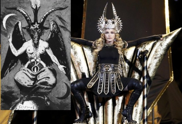 Madonna Baphomet