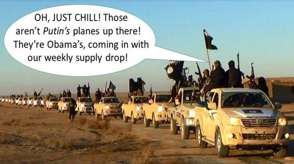ISIS Caravan