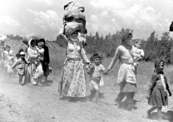 Nakba refugees