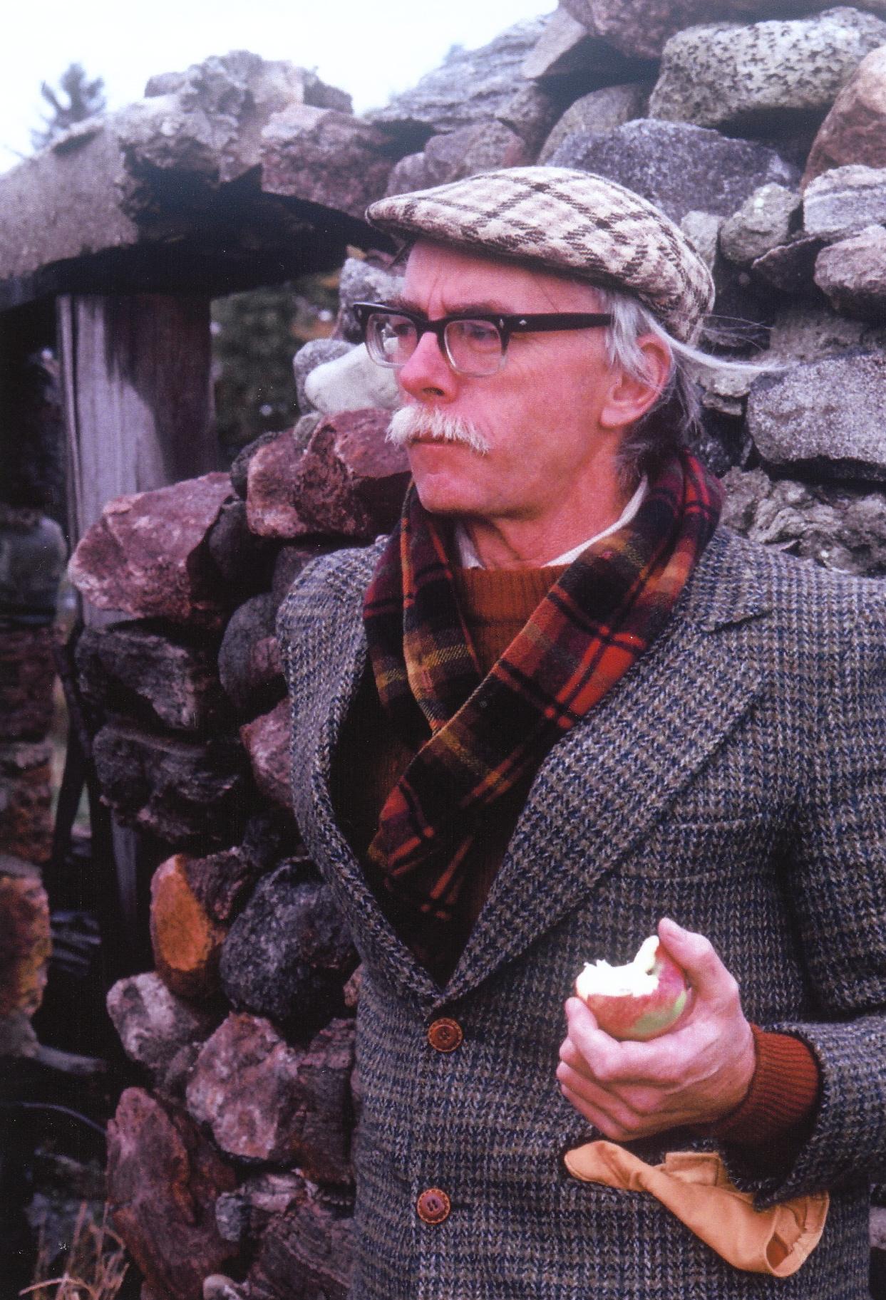James Reaney in 1979